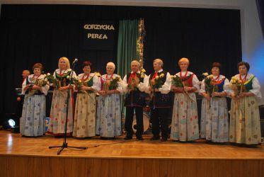 """Zespół Śpiewaczy """"Olzanki"""" z Olzy"""